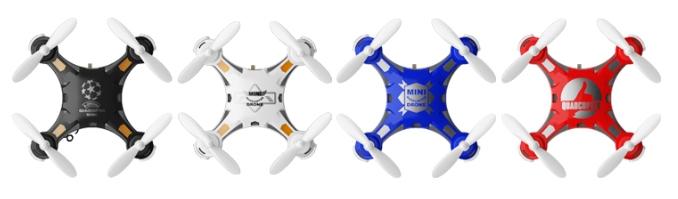 FQ777-124 Pocket Drone Quadcopter