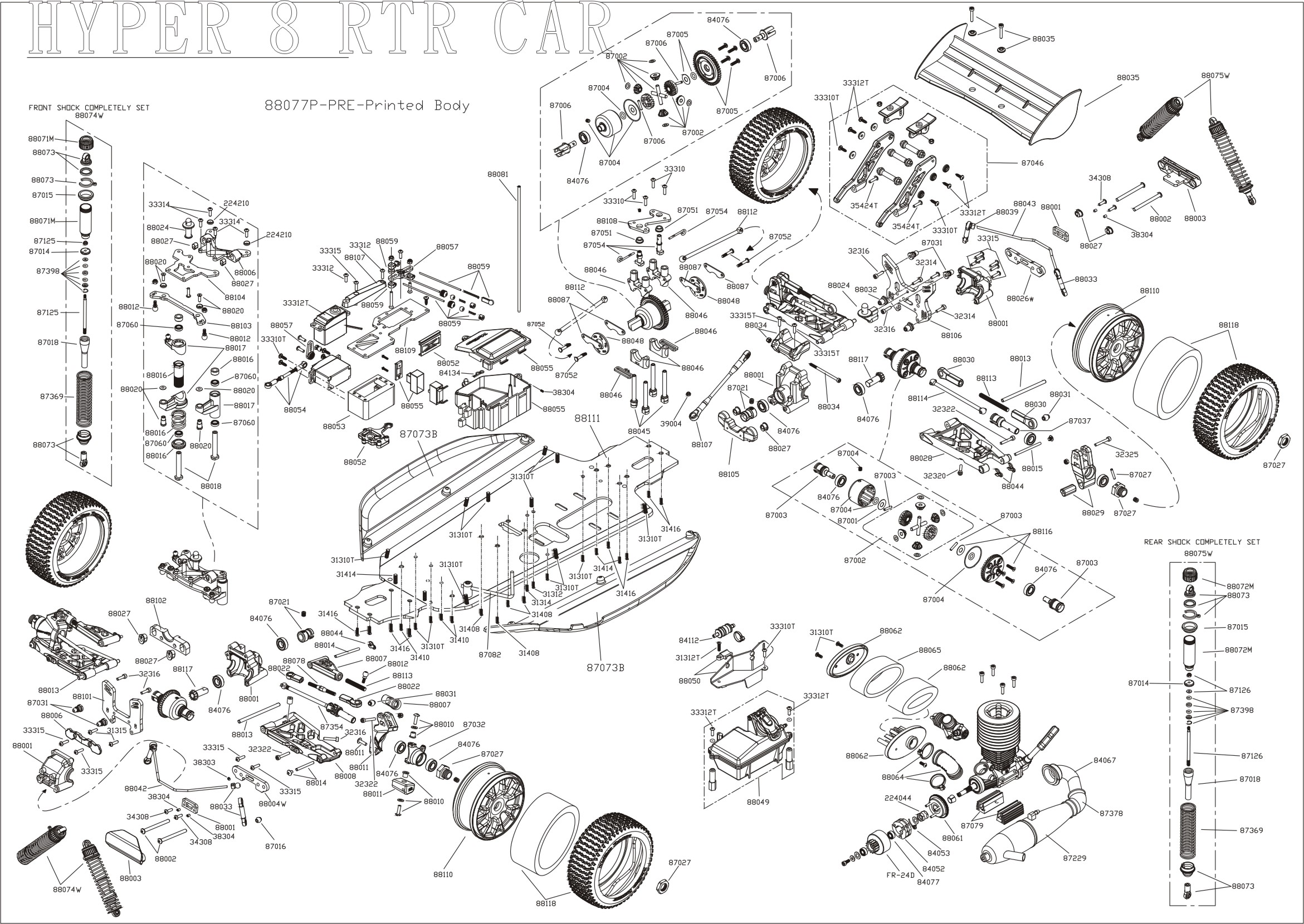 Parts Lists & Manuals - CML Distribution