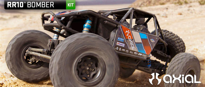 AXIAL RR10 BOMBER 1/10 4WD BUGGY KIT