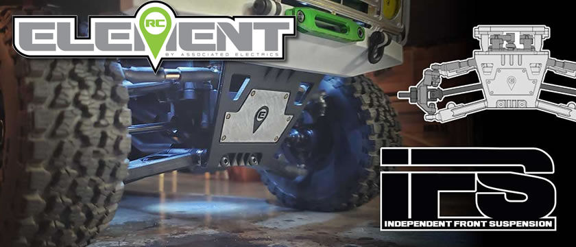 NEW! ELEMENT RC IFS CONVERSION KIT