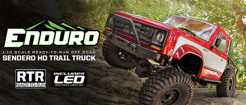 ELEMENT RC ENDURO TRAIL TRUCK SENDERO HD