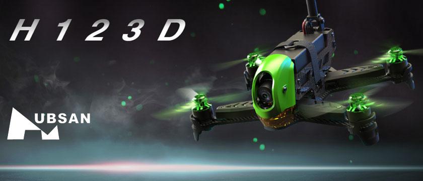 HUBSAN X4 JET RACING DRONE