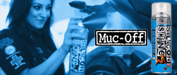 Muc-Off Silicone Shine Spray