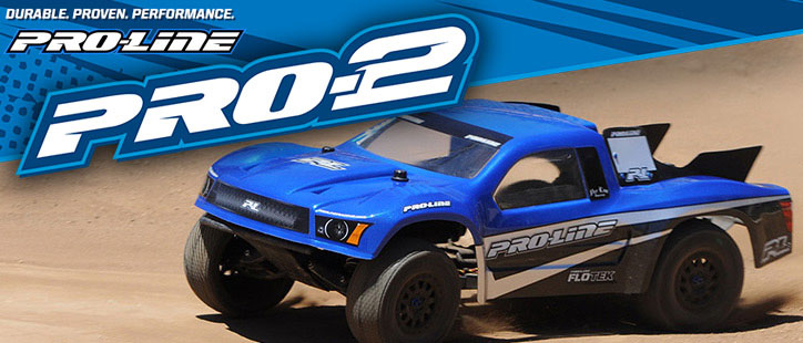 Proline PRO-2 2WD 1/10th Short Course Truck Kit
