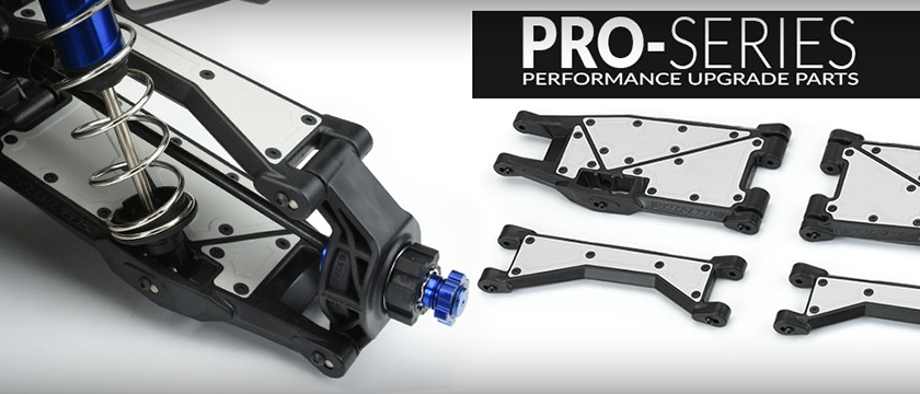PROLINE PRO-ARMS UPPER & LOWER ARM KIT FOR X-MAXX