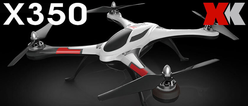 XK INNOVATIONS X350 3D AIR DANCER QUADCOPTER DRONE