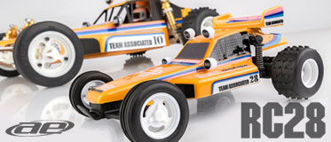 TEAM ASSOCIATED AE QUALIFIER SERIES RC28 BUGGY
