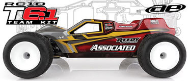 TEAM ASSOCIATED RC10T6.1 TEAM KIT TRUCK