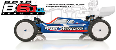 TEAM ASSOCIATED B6.1DL TEAM KIT