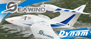 DYNAM SEAWIND ARTF 1220MM SEA PLANE