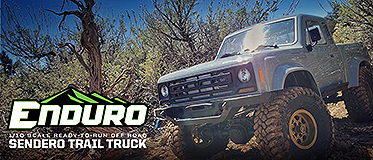 ELEMENT RC ENDURO TRAIL TRUCK SENDERO RTR