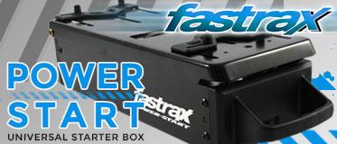 FASTRAX POWER-START UNIVERSAL STARTER 1/10 & 1/8 BOX