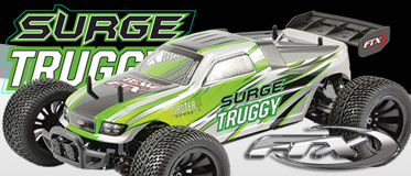 FTX SURGE 1/12TH RTR BRUSHED TRUGGY