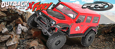 FTX OUTBACK MINI X FURY 1:18 TRAIL READY-TO-RUN