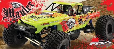 FTX Mauler 4X4 1/10th RTR Rock Crawler
