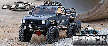 THE NEW 1:10 TRAIL CRAWLER FROM FTX