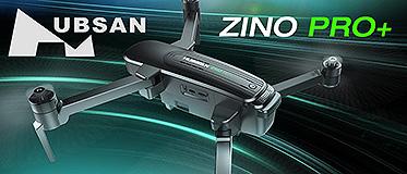 HUBSAN ZINO PRO+ FOLDING DRONE