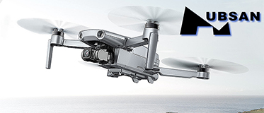 NEW! HUBSAN ZINO MINI PRO DRONE WITH 64GB CARD