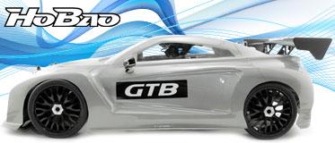 HOBAO HYPER SS GTB RTR NITRO STREET RACER