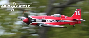 ROC HOBBY CRITICAL MASS ARTF SPORTS PLANE