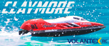 VOLANTEX CLAYMORE MINI RTR RACING BOAT