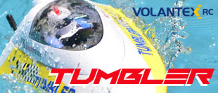 VOLANTEX TUMBLER MINI RACING BOAT