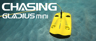 CONQUER THE WATERS WITH THE GLADIUS MINI