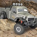 FTX Outback Mini X Texan 1:18 Trail Ready-2-Run