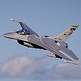 In Stock - FMS F16 875mm Jet Fighter