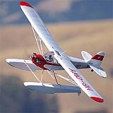 In Stock - FMS 1400mm Piper J-3 CUB