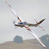 New - FMS 3000mm Fox Glider