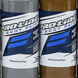 NEW COLOURS! READY TO SPRAY PROLINE RC PAINT