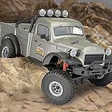 FTX Outback Mini X Texan 1:18 Trail Ready-2-Run