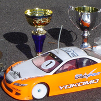 Yokomo Win Torc Championship