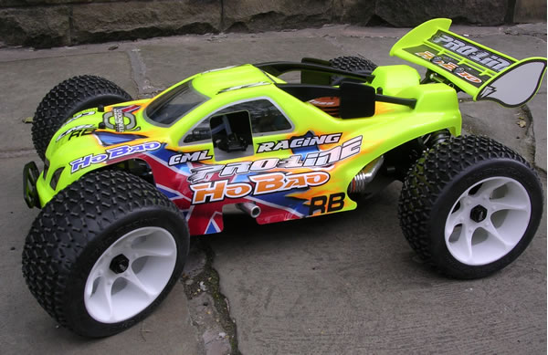 Rc Car Action >> Sneak look at the ST PRO Truggy
