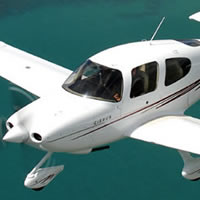 New - Ultrafly Cirrus SR-22