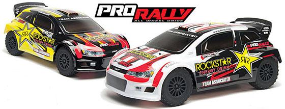 team associated pro rally 4x4. Black Bedroom Furniture Sets. Home Design Ideas