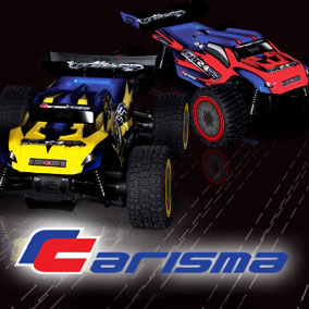 Now In Stock - Carisma GT24T & GT24TR