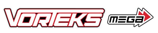 ARRMA VORTEK MEGA 1/10 2WD RACE TRUCK RTR ORG/BLK LOGO