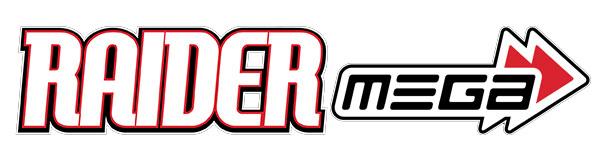 ARRMA RAIDER MEGA 1/10 2WD BUGGY RTR RED/BLU LOGO