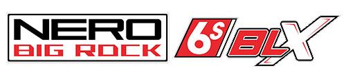 ARRMA NERO 6S BIG ROCK BLX 4WD EDC 1/8 MONSTER TRUCK RTR LOGO