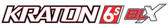 ARRMA KRATON 6S V2 BLX 4WD 1/8 MONSTER TRUCK RTR RED LOGO