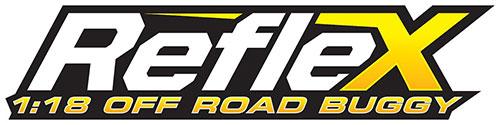 TEAM ASSOCIATED AE QUALIFIER SERIES REFLEX RTR MINI 4WD BUGGY w/2.4GHZ RADIO LOGO