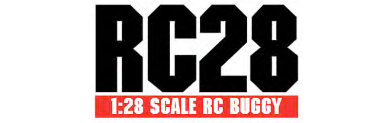 ASSOCIATED AE QUALIFIER SERIES RC28 1:28 RACE BUGGY RTR LOGO