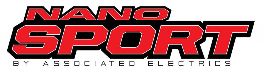 TEAM ASSOCIATED NANO SPORT DUAL PACK 1/32 R/C GAME LOGO