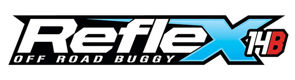TEAM ASSOCIATED REFLEX 14B BRUSHLESS RTR BUGGY LOGO