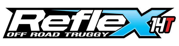 TEAM ASSOCIATED REFLEX 14T BRUSHLESS RTR TRUGGY LOGO