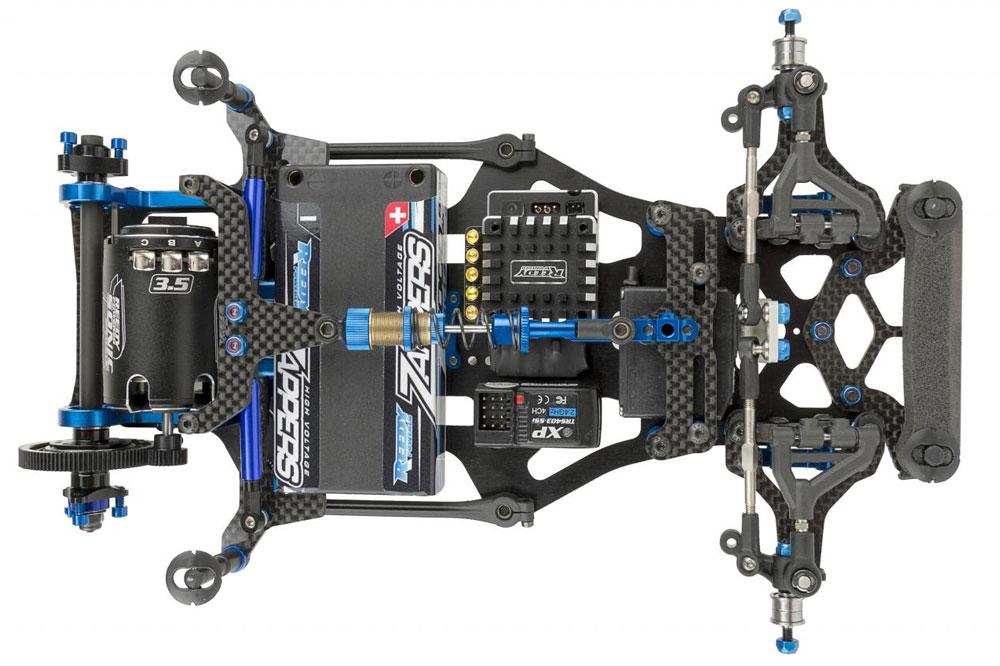 Team Associated Rc12r6 1 12 Scale Factory Team Kit As4021