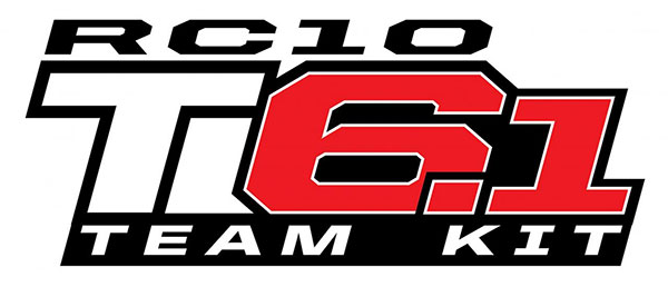 TEAM ASSOCIATED RC10T6.1 TEAM KIT TRUCK LOGO