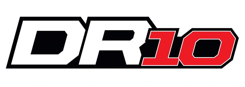 TEAM ASSOCIATED DR10 DRAG RACE CAR RTR - Orange LOGO